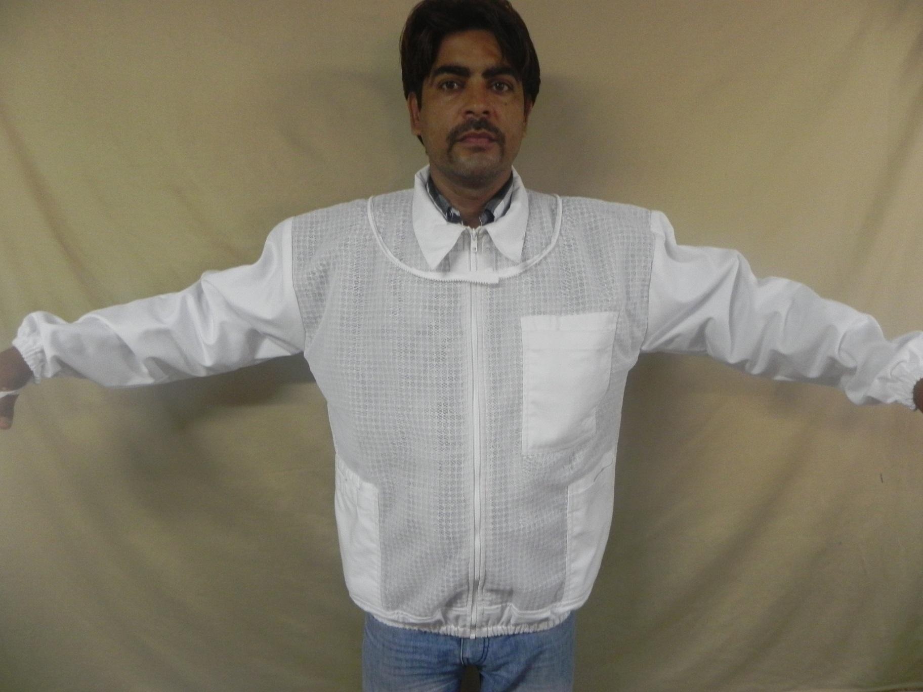 Pro ventilated jacket
