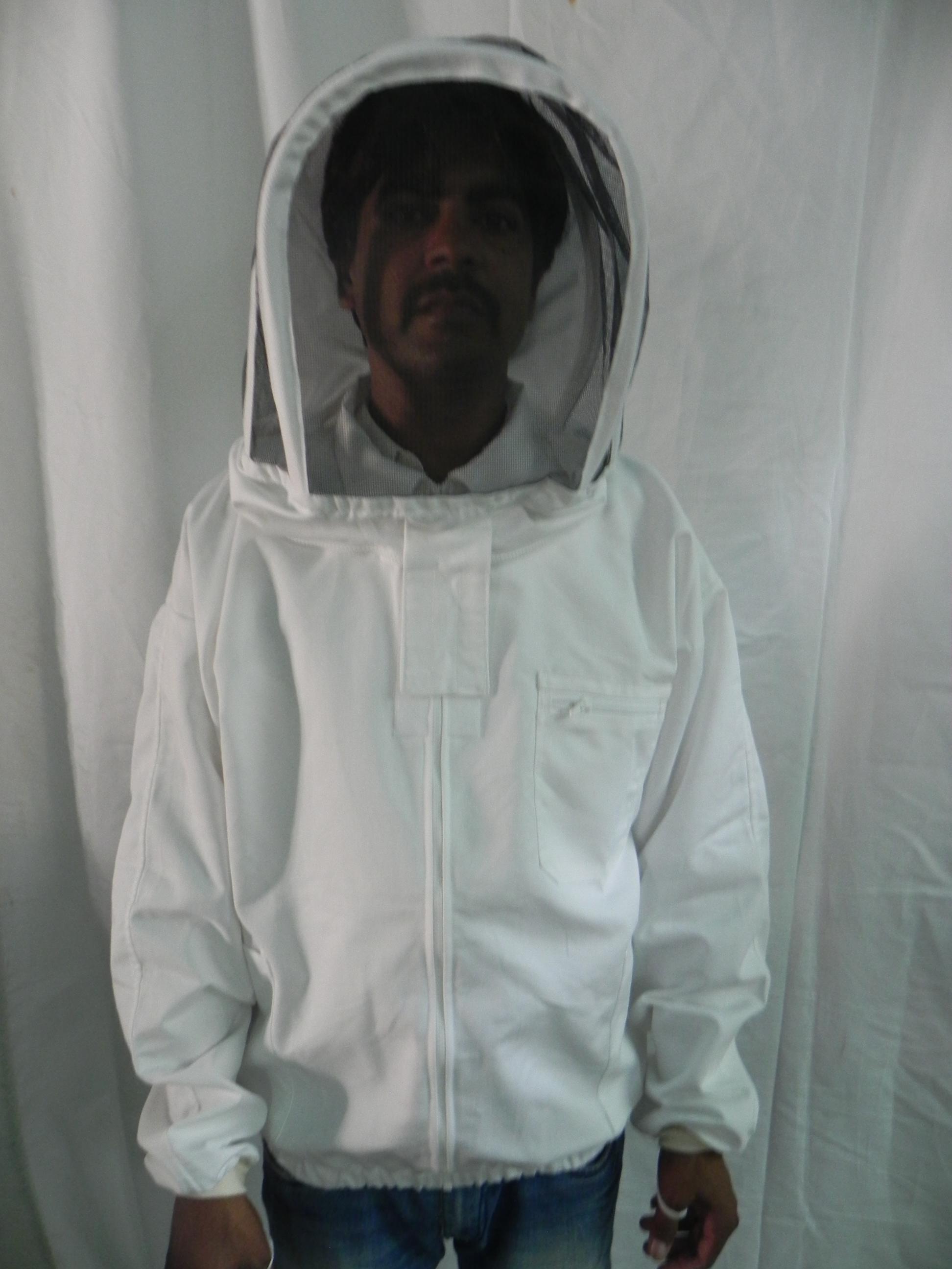 Fencing Hood Jacket New