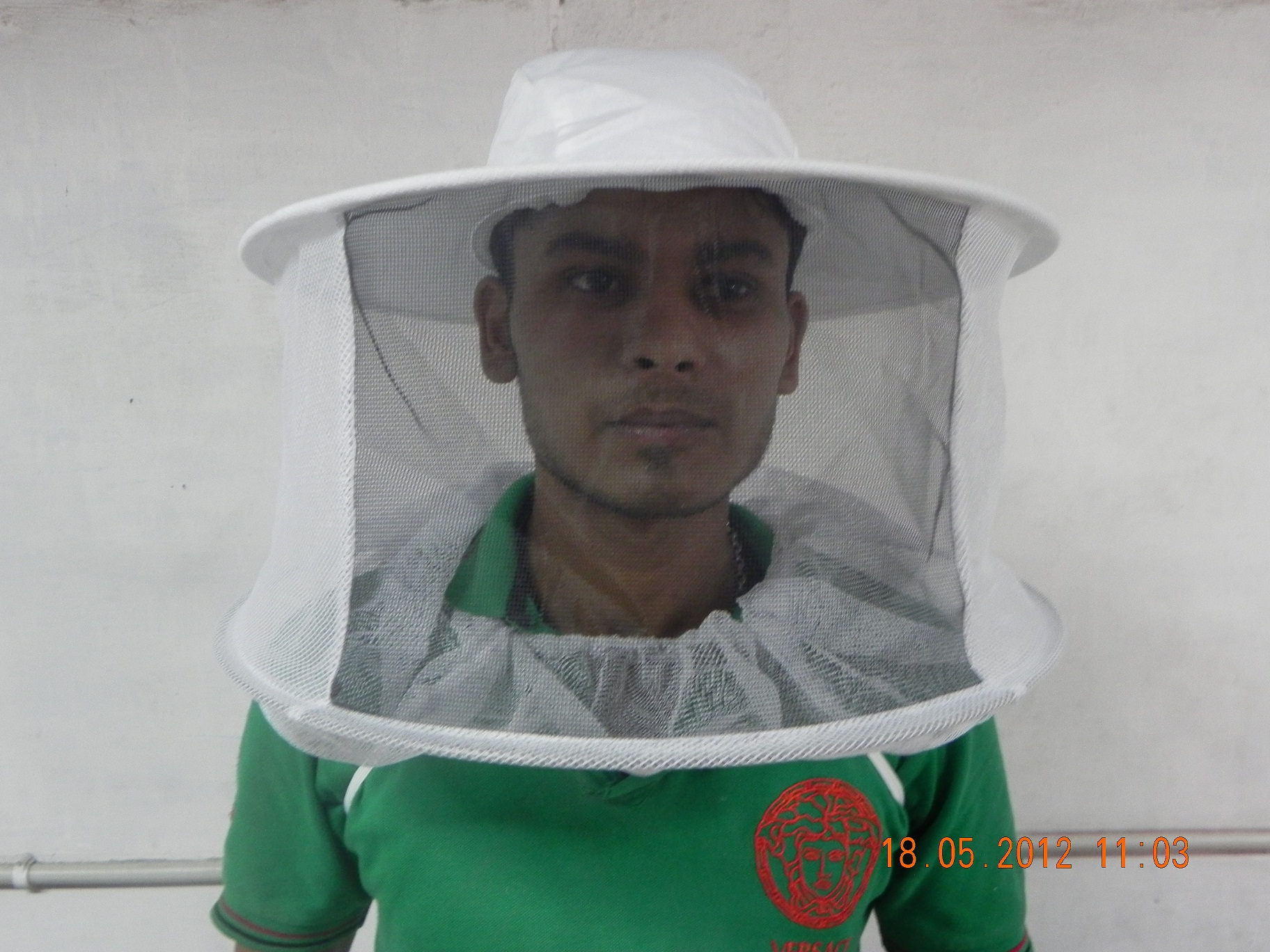 Hat and Veil Combo Sidelook