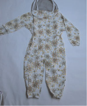 INFANT Protective Clothing Bee Suit Design-1