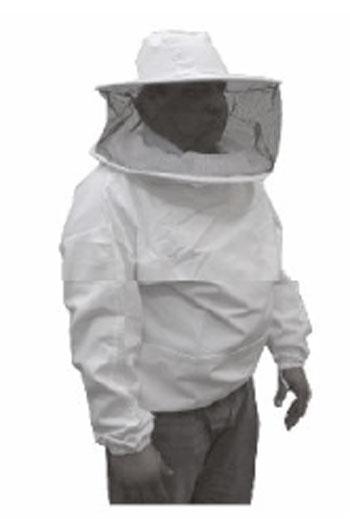 Round Hood Jacket