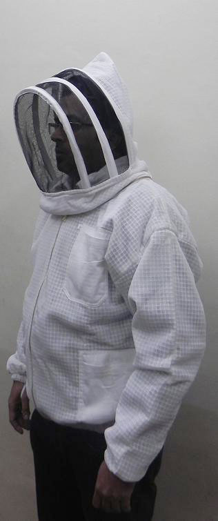Ventilated Jacket with Side View